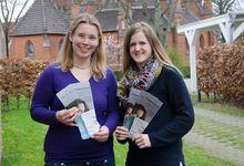 Anne Basedau (links) und Anika Schneider laden herzlich zum Fortbilungstag ein. Foto: Andrea Hesse