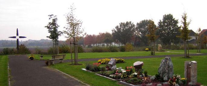 Neuer Friedhof in St. Nikolai